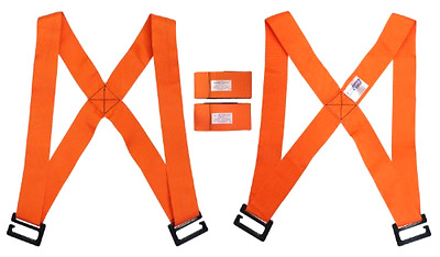 MovXing Cradle By Forearm Forklift Moving Harness Value Pack Imported Brand New