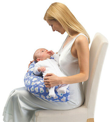 Breast Feeding Pillow, Inflatable, Travel Pillow, New born Pillow.
