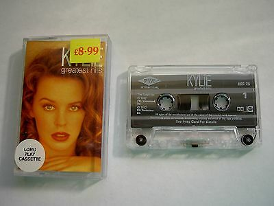Kylie - Greatest Hits - Kylie Minogue - Music Cassette