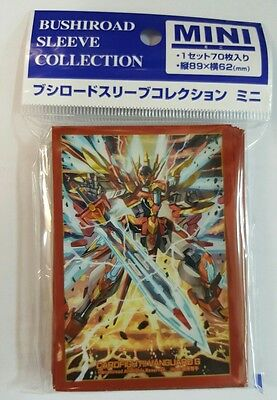G Vanguard Sleeve Vol.268 Collection Mini Favorite Champ Victor 70 pieces