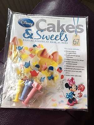 Disney Cakes & Sweets Magazine - Issue 67 - Minnie Mouse