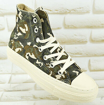 Converse CT HI Hammock Hi Top Sneakers Womens Moro Trainers Size 4 UK 36.5  EU