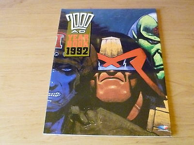 2000AD Yearbook 1992  soft cover