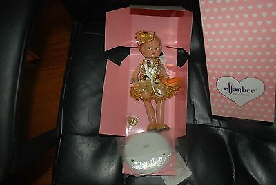 "Effanbee Patsyette ""We're In the Money"" 9'' Doll New in Box"