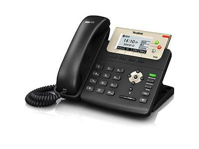 New Yealink SIP-T23G Gigabit 3-Line IP Phone