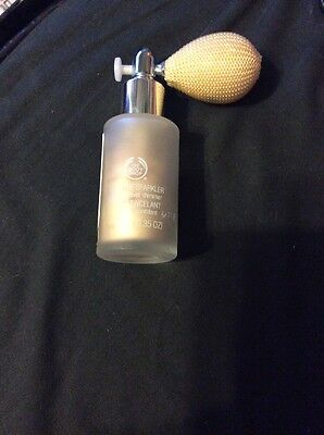 Women's The Body Shop The Sparkler Gold