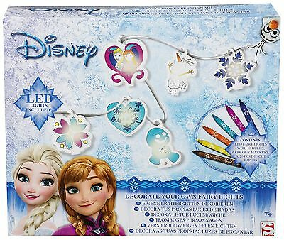 Official Disney Frozen Create Your Own LED Fairy Lights *NEW*
