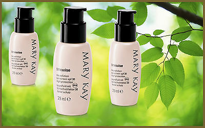 Mary Kay TimeWise Day Solution SPF 30 LOT OF 1 2 3.NEU 2020