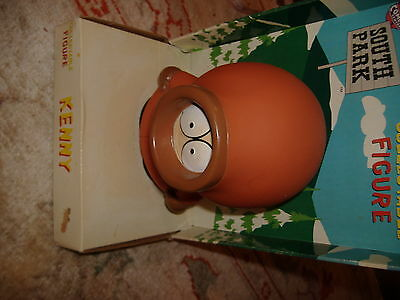 South Park Kenny Collectable Figure 1998  NEW  NIB RARE