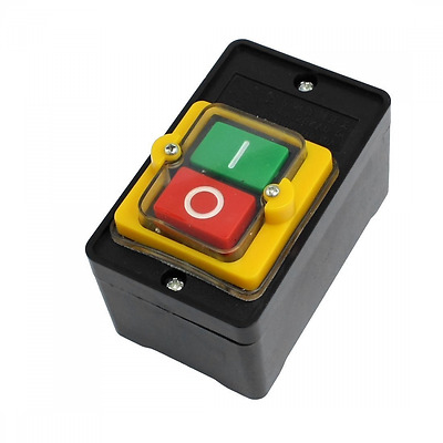 URBESTKAO-5 On/Off Start Stop Water Proof Push Button Switch 10A AC 380V
