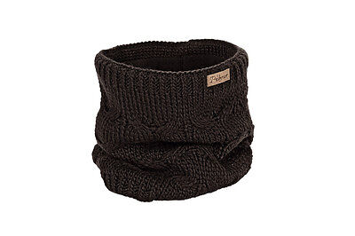 Pikeur Knitted Neckwarmer Brown Winter 2016 *clearance*