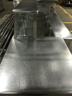 4 Basin Food Warmer, Restaurant Or Commercial Kitchen Equipment