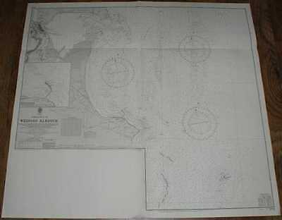 Nautical Chart No 1772 Ireland, Approaches to Wexford Harbour & Rosslare Harbour