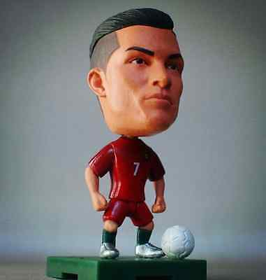 Real Madrid Soccer Football Cristiano Ronaldo Portugal Action Figure