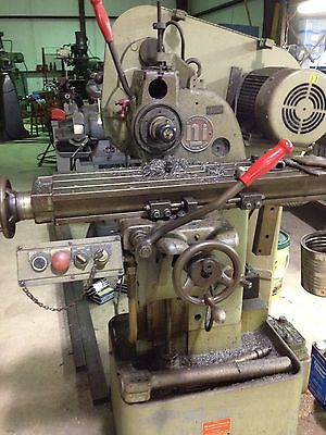 Nichols Horizontal Milling Machine