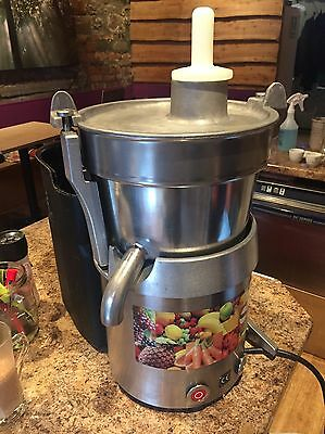 Santos K28 Centrifugal Juicer For All Fruits, Will Juice Anything, Best There Is