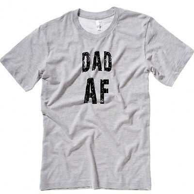 203994a6f DAD AF T Shirt Funny Gift New Daddy Fathers Day T-Shirt Cool Dad ...