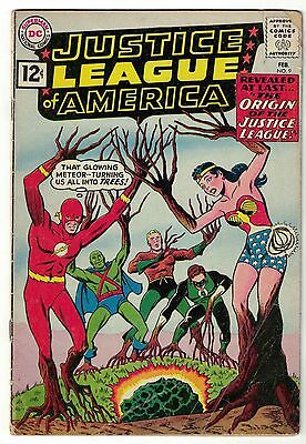 Justice League of America Vol. 1 - #9 | Origin of the Justice League | DC 1962
