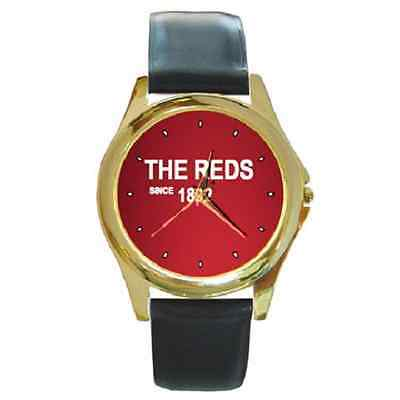 **new* The Reds Since 1892 Liverpool Round Wristwatch **fantastic Item**