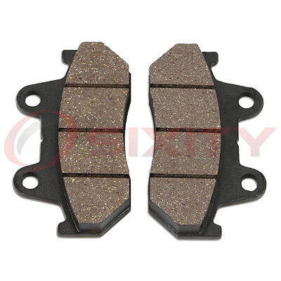 Rear Ceramic Brake Pads 1984-1985 Honda GL1200I Gold Wing Interstate Set de