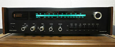 Scott Stereomaster 636 S, Vintage Stereo Receiver!