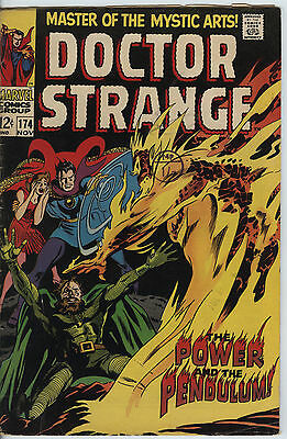 Doctor Strange (Vol 1) Issue 174 From 1968 Features 1st Appearance Satannish