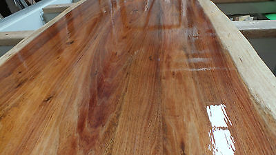 BLACKWOOD Table top kitchen benchtop $400m2  bench timber bathroom benches bar