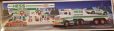 Hess Toy Truck and Racer 1991 NIB