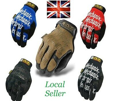 Brand New Mechanix military Gloves Cyclying Bike Off Road Gloves FREE P&P