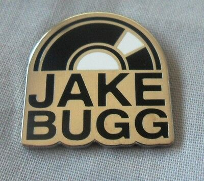 *NEW* Jake Bugg enamel badge.Arctic Monkeys,Mod,Indie,Miles Kane,Tickets