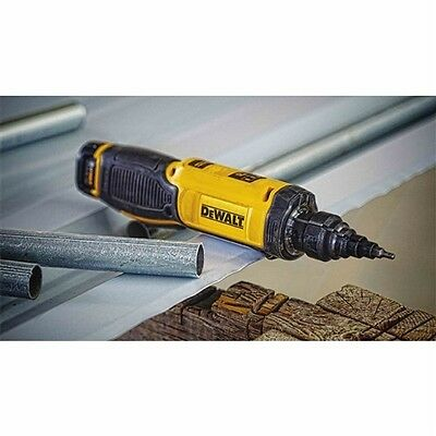 DEWALT DCF681 8V Cordless Gyroscopic Screwdriver w/Conduit Reamer Tool Only!!!