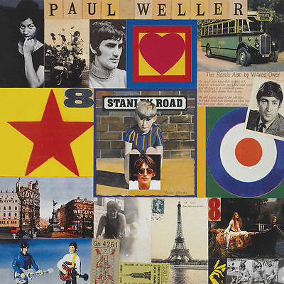Paul Weller - Stanley Road - New 180g Vinyl LP - Gatefold - Pre Order - 24/2