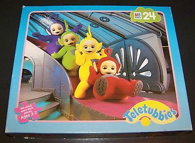 Teletubbies 24 Piece Jigsaw Puzzle 1999 Hasbro