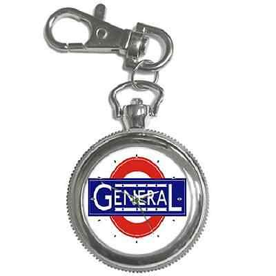 London Transport General 1930's Roundel Repro Keychain Watch **great Gift Idea**