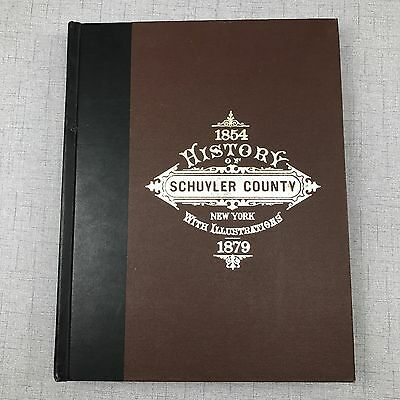 History of Schuyler County, New York, With Illustrations 1854 - 1879