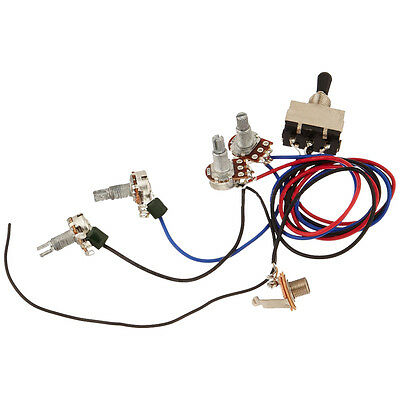 guitar wiring harness kit 2v2t 3 way toggle switch for gibson les guitar wiring harness kit 2v2t 3 way toggle switch for gibson les paul lp parts