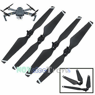 4xFolding Propeller Quick Release for DJI Mavic Pro Drone 8330 Propellers Blades