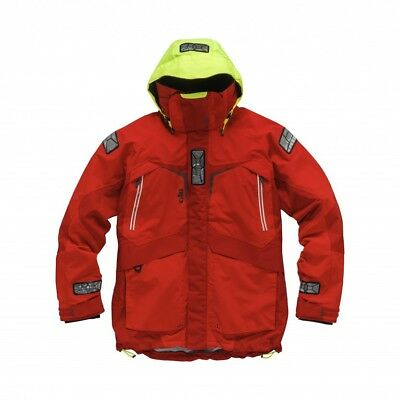 Gill OS2 Offshore / Coastal Sailing Jacket 2017 - Red