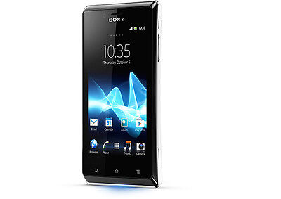 New Sony Xperia J - Dummy Display Phone - White - Uk Seller