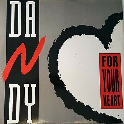 Dandy For Your Heart 12 Inch Vinyl 1989 Rare Flea Records Hi Nrg Italo Disco EX