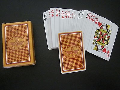 Old Vintage Carlton Draught Playing Cards Sky Troop Full Deck