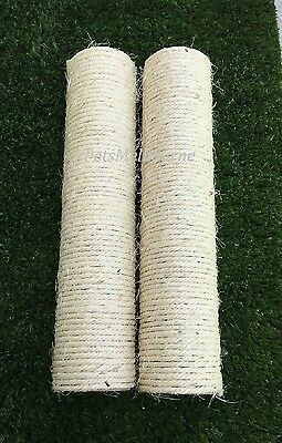 Brand New Cat Tree Scratching Post All SISAL Wrapped Poles Replacement Parts