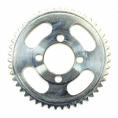 Mini Moto Bike Minimoto 47 TOOTH CHAIN SPROCKET 6mm 25H Quad ATV Race Pocket