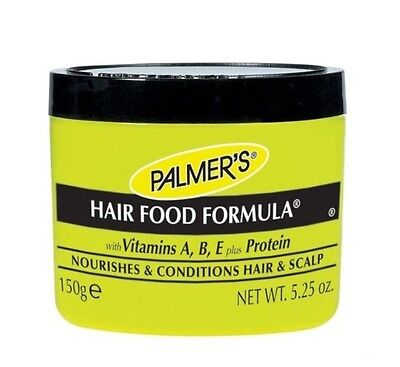 Palmer's Hair Food Formula With A, B & E plus Protein 5.25oz/ 150g
