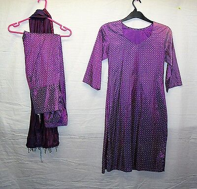 Quality Indian Bollywood Costume for Stage/Theatre/Fancy Dress etc - Size Small