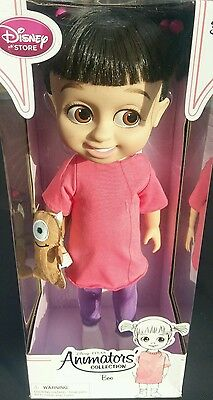 Monsters Inc ~ BOO ~ Disney Store 41cm Animator Collection Doll NEW