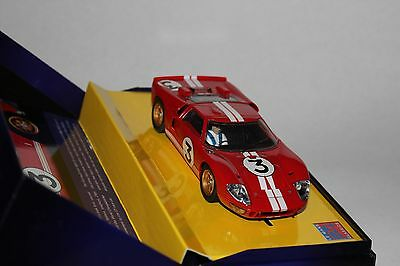 Superslot Hornby Ford GT MkII Le Mans 1966 #3 slot 1/32 BOX-NEW C2509A