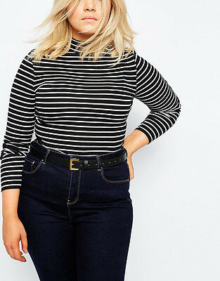 Asos Curve Clean Waist And Hip Belt, Size 22 – 24, New With Tags