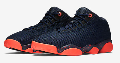 e28ee1d4f491 New Mens Nike Air Jordan Horizon Low Off Court Shoes Obsidian Red 845098-406