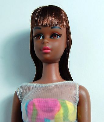 AA Black Francie vintage barbie cousin 1966 MINTY and RARE!!1st editionPERFECT!